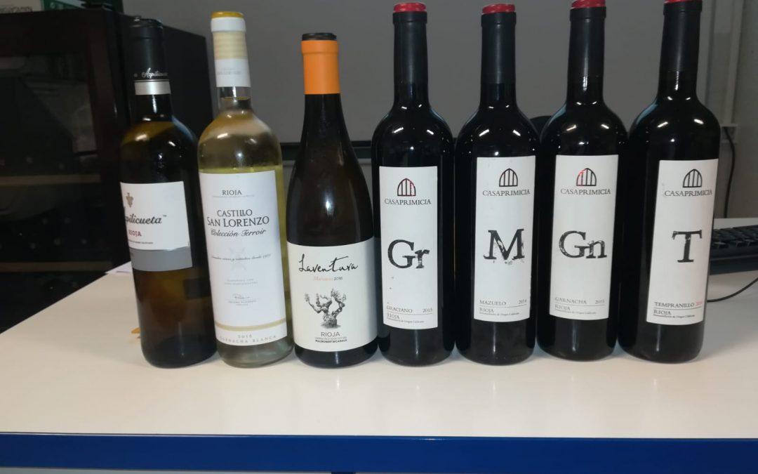 Monovarietales DOCa Rioja